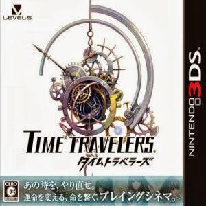 [3DS] Time Travelers [タイムトラベラーズ] 3DS (JPN) Download