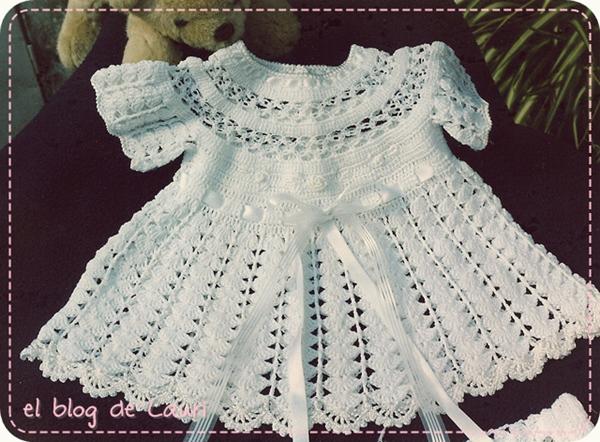 el blog de Lauri: vestido de bautismo