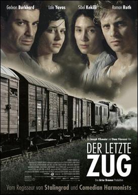 El último tren a Auschwitz (Der letzte Zug) (2006) Español Latino