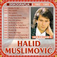 Halid Muslimović - Mama Ne Da Da Te Diram