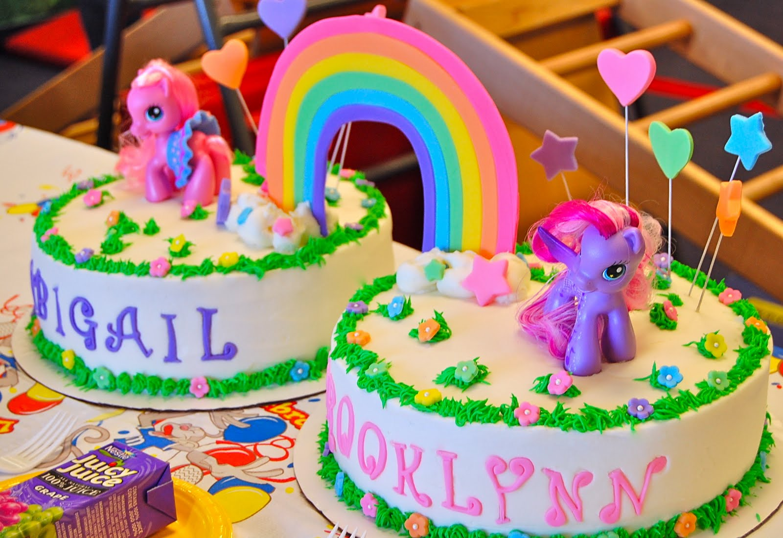 Chef Mommy My Little Pony Cake s