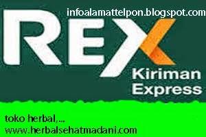alamat kantor rex express banjarmasin