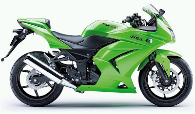 Harga dan Spesifikasi Motor Ninja 250 Terbaru 2013