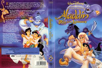 Aladdin y el Rey de los Ladrones (1995) | caratula | imagen