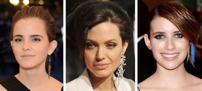 One-sided earrings