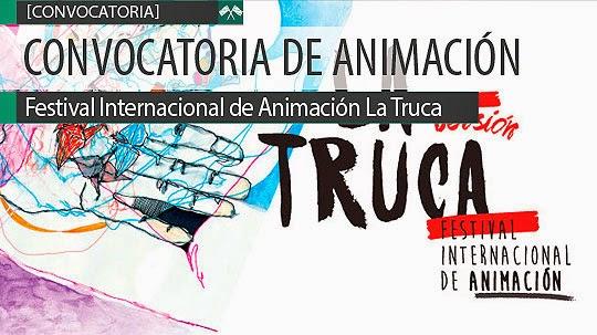 Convocatoria. Festival de Animación La Truca.