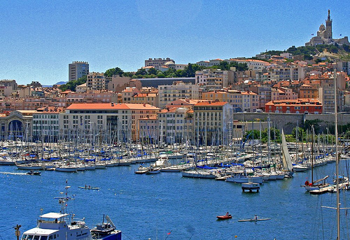 Top world travel destinations marseille france for Best vacation spots in france