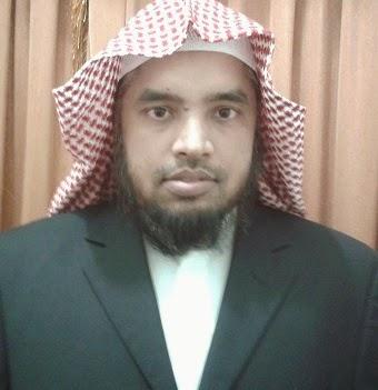 صفات عالم محمد زبير التيمي
