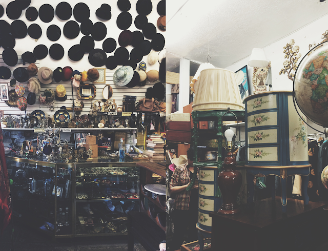 vintage shops in los angeles