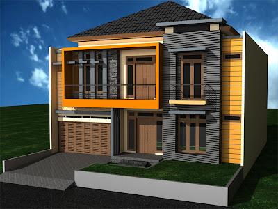 warna rumah keren