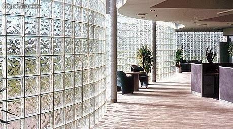 El hormig n transl cido empleado como paneles - Cristales de paves ...