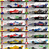 Confira as pinturas dos carros da Indy para o GP de Detroit
