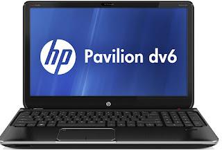 HP Pavilion dv6-7001tu