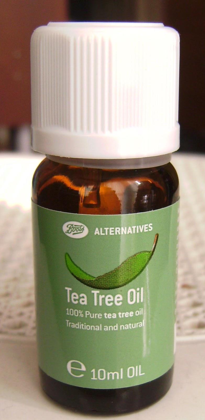 Sivilce için Çay Ağacı Yağı Kullanımı