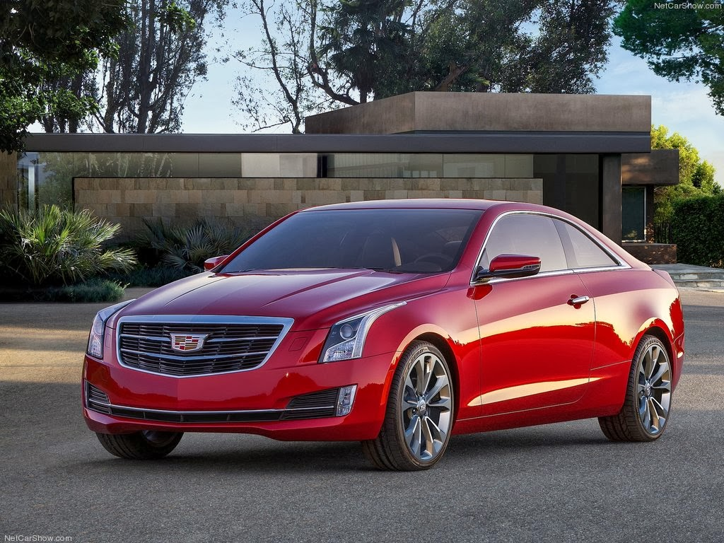 2015 Cadillac ATS Coupe - Review and Design wallpaper