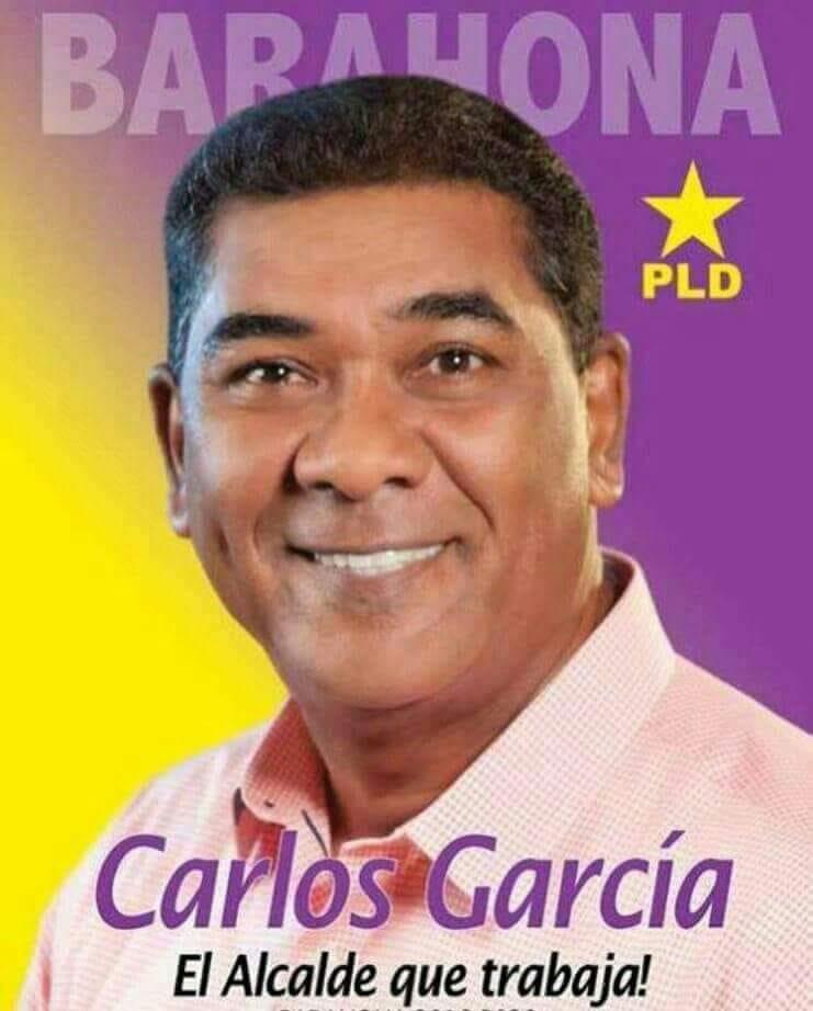 CARLOS GARCIA ALCALDE SEGURO 2020- 2024