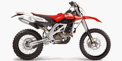 Upcoming Aprailia RXV 450 X-Motorcycles