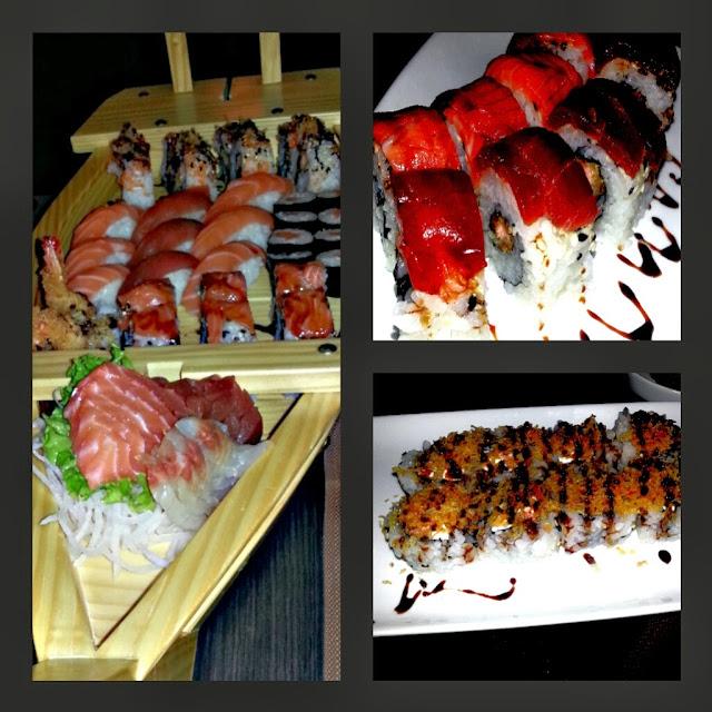 Recensioni gustose Capital Sushi Milano piatti sushi