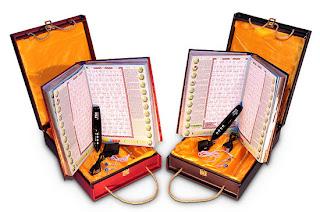 Pen Al Quran Muslim Al Mubarak