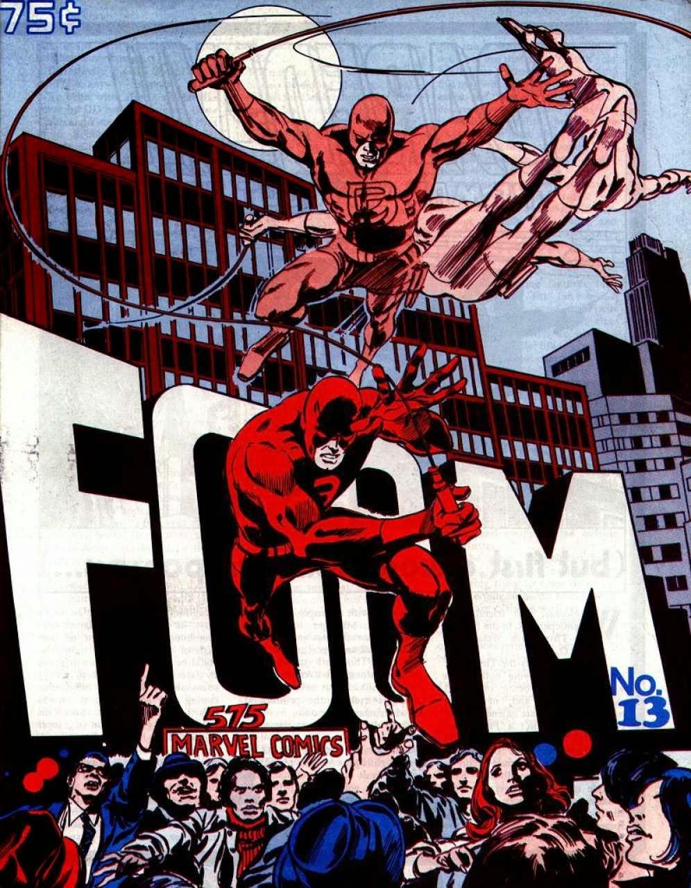 FOOM #13, Daredevil
