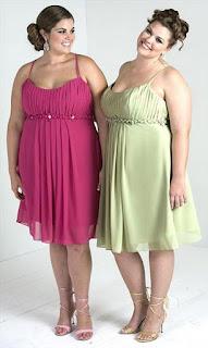 vestidos de cetim para gordas - dicas e fotos