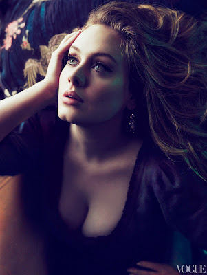 Adele by Mert & Marcus for Vogue US-8