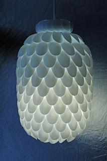 Info Hiasan Lampu Dari Bahan Bekas yang Kreatif