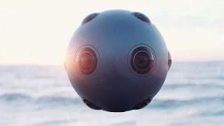 Ozo Kamera Yang Mampu Merekam Video 360 Derajat