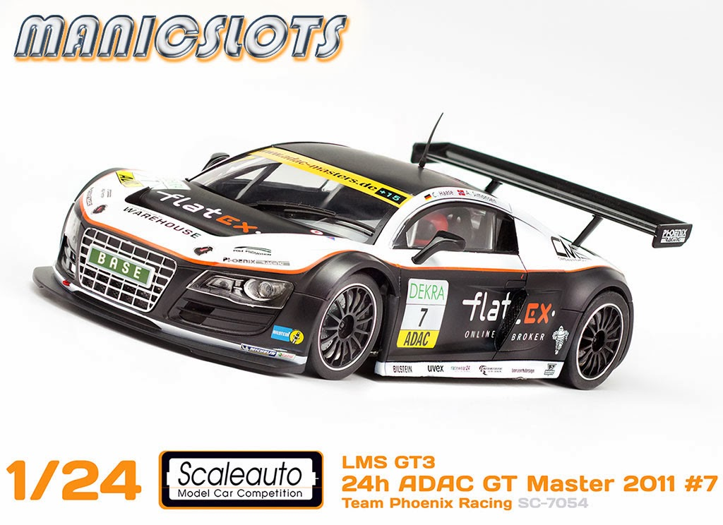 Manicslots Slot Cars And Scenery News Scaleauto 1 24
