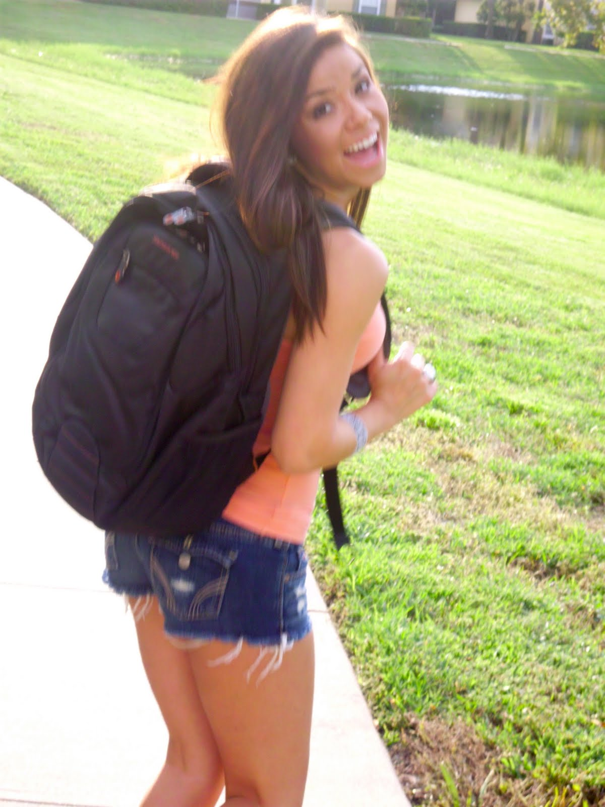 Community College Success: Do You Wear a Backpack?