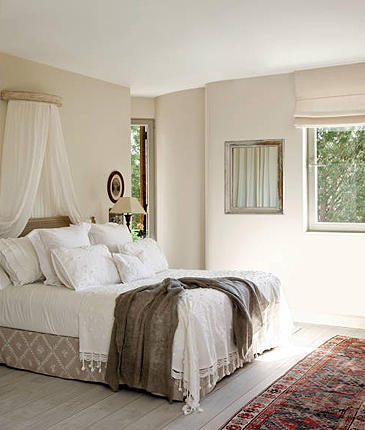 Paz montealegre decoraci n faldones para cama - El mueble decoracion dormitorios ...