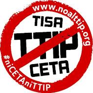 #NO al TTIP-CETA-TISA - Campaña Estatal
