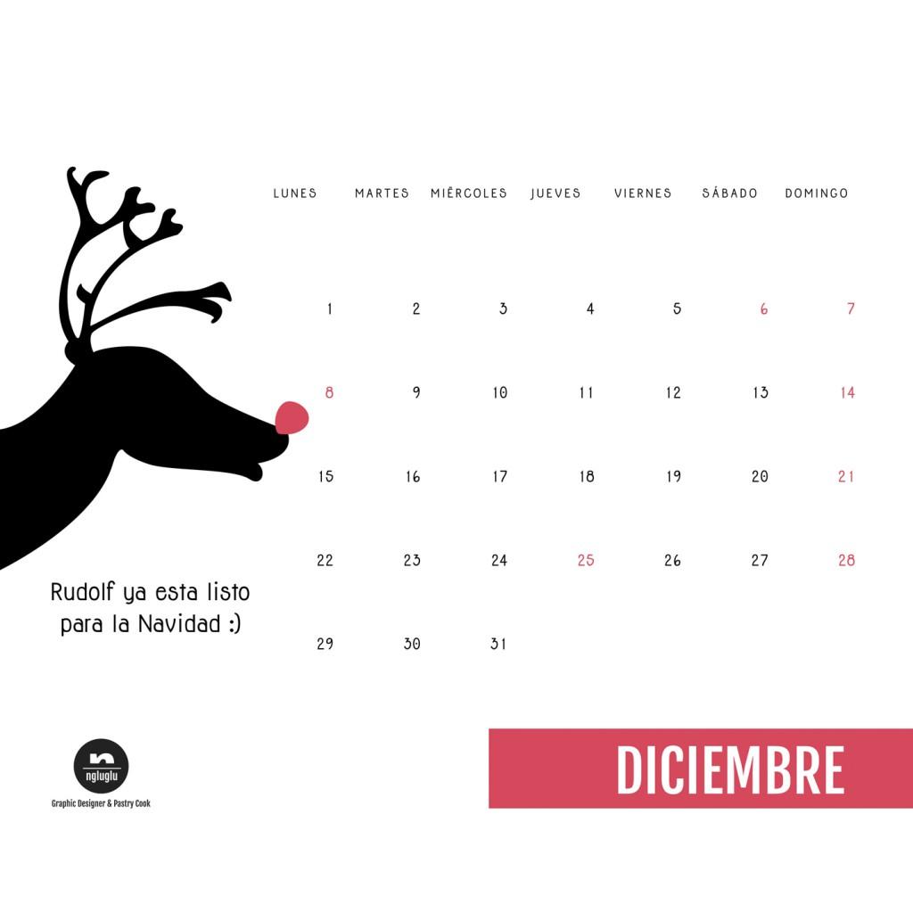 ngluglu: Mesario Diciembre