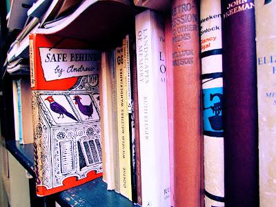 books, bookshop, Cecil Court, London, vintage
