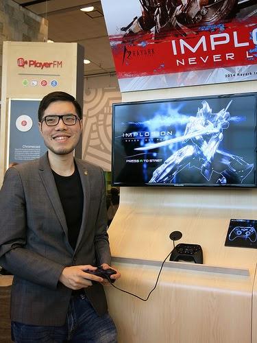 【I/O現場】 雷亞遊戲站在Google肩膀上躍進全球