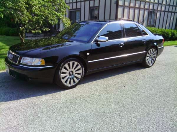 Daily Turismo: 5k: The Star of Ronin: 2002 Audi S8