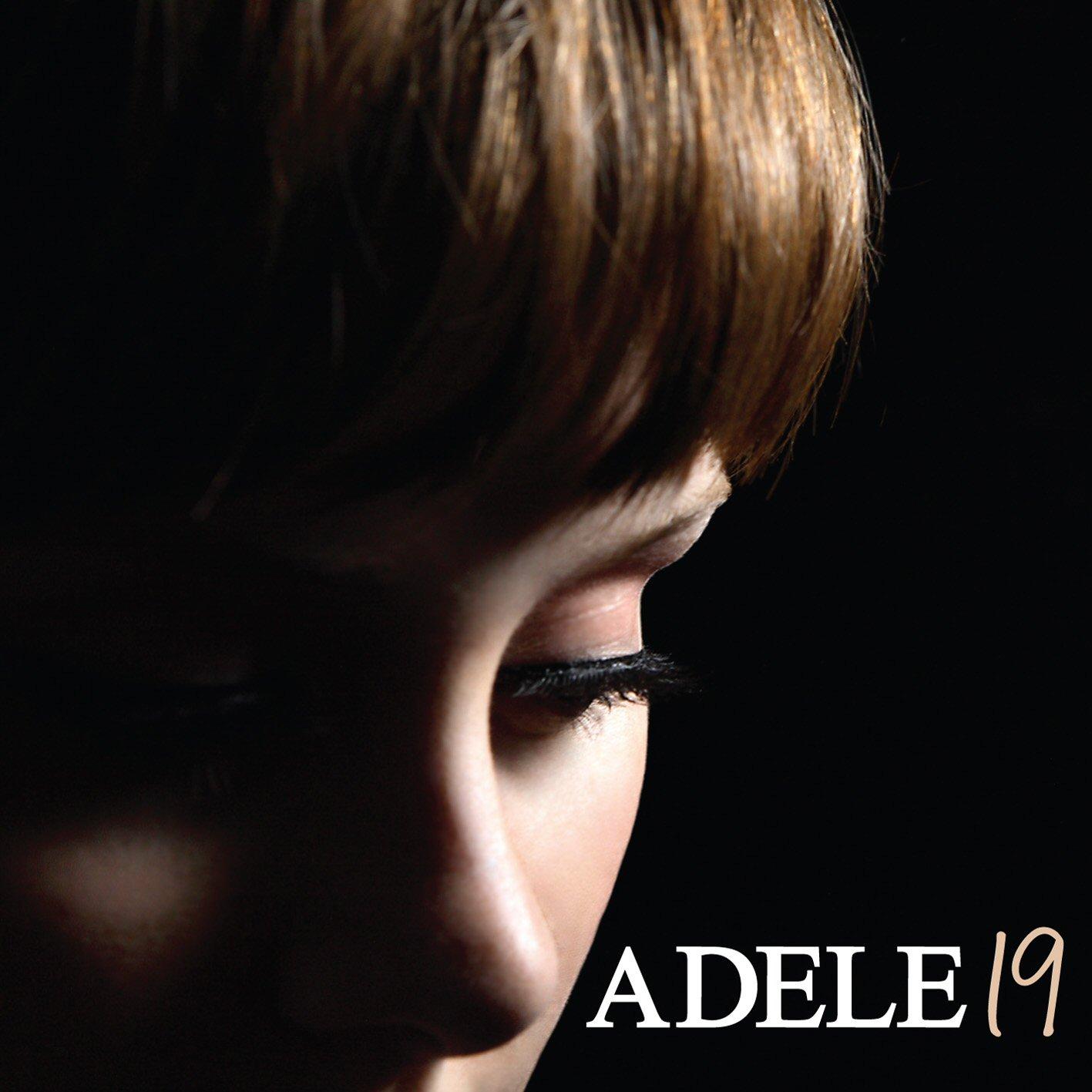 Capa Adele   19 | músicas