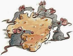 Sobre ratos e aves de rapina