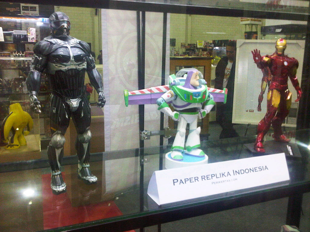 Paper Craft Indonesia
