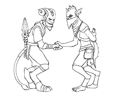 #37 Dota 2 Coloring Page