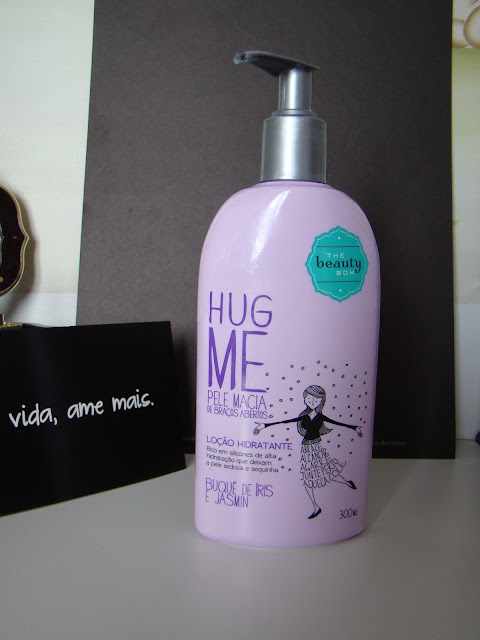 Hidratante Hug Me The Beauty Box