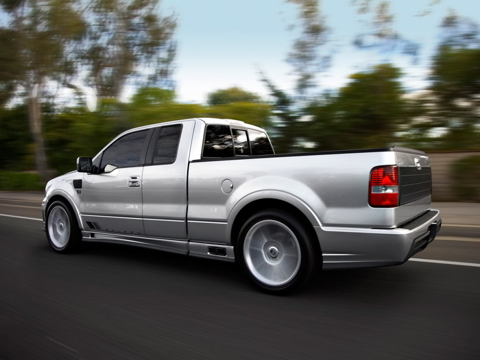 ford f 150 saleen s331 sport truck. Black Bedroom Furniture Sets. Home Design Ideas