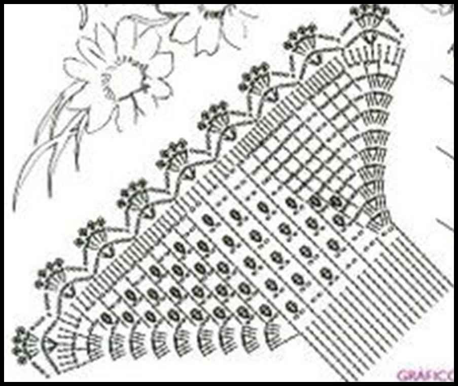crochet fabric , CROCHET - GANCHILLO - PATRONES - GRAFICOS: November ...