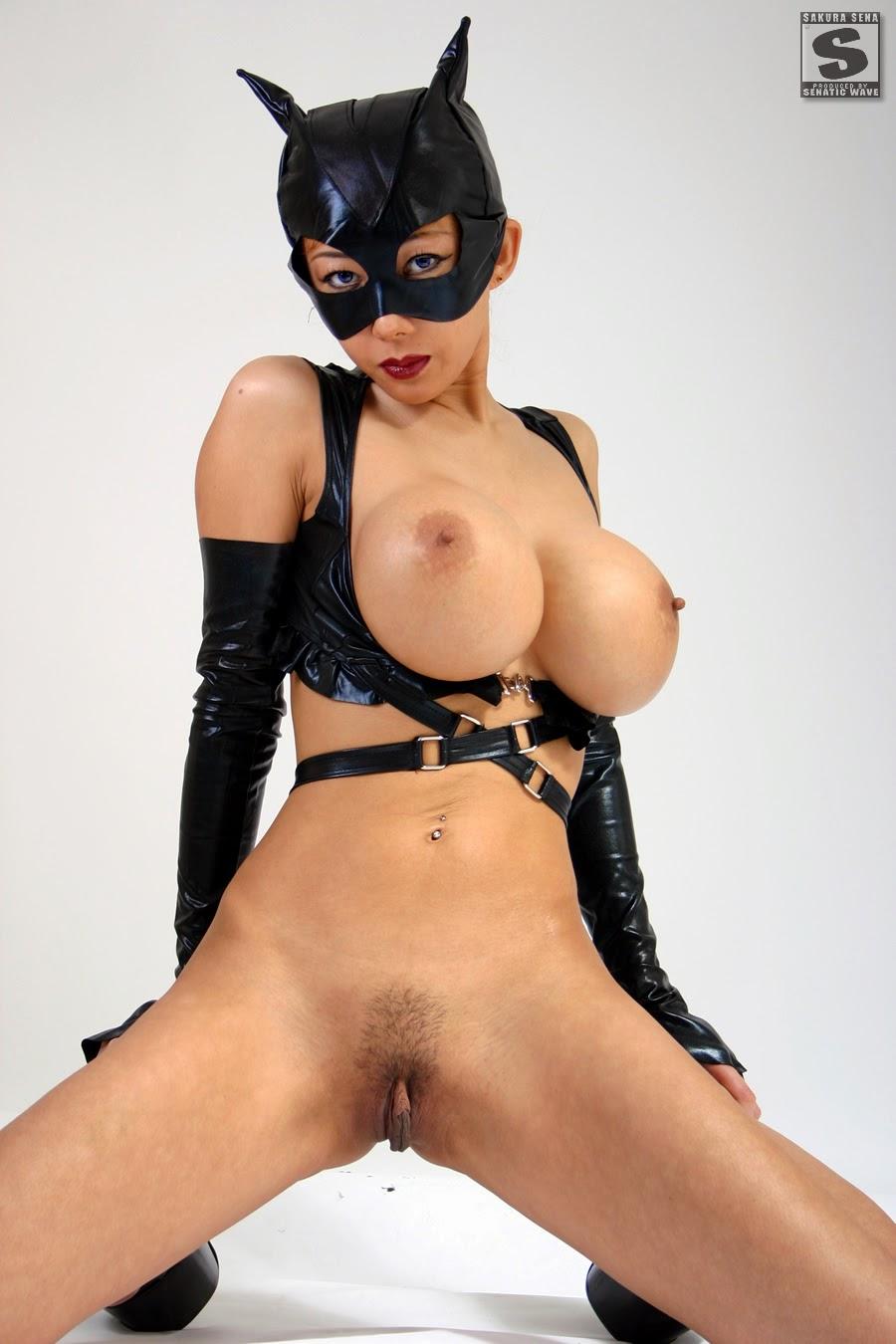 порно видео костюме кошки