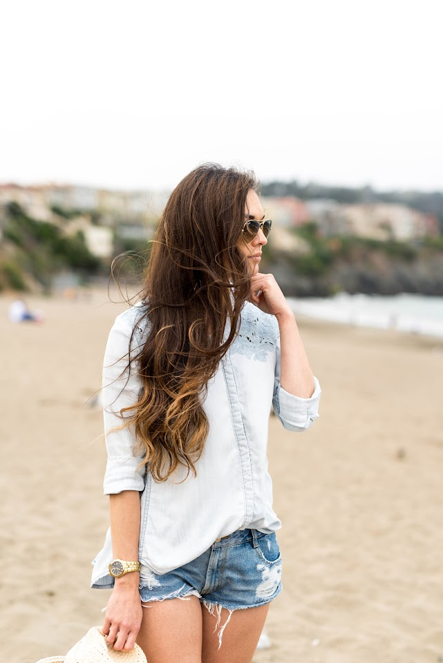 asian, brunette, black hair, korean blogger, lds, mormon, beauty, john frieda beach blonde sea waves