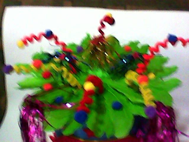 Mi dulce sorpresa sombreros - Decoracion de sombreros ...