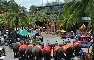 Elephant-Show-Bangkok-Pattaya