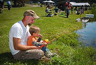 Springfield vermont news free fishing day free state park for Fishing without a license