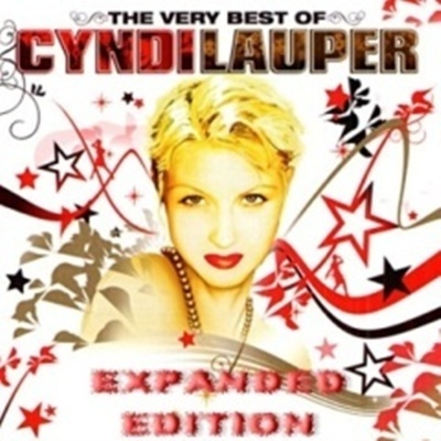 Cyndi Lauper - The Very Best Of Cyndi Lauper (24 Karat Echt Gold)