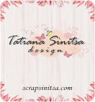 Бумага для скрапбукинга от Татьяны Синицы